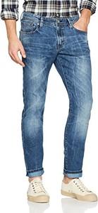 Niebieskie jeansy edc by Esprit z jeansu