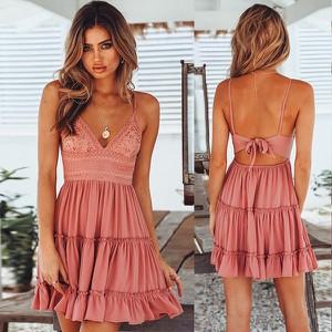 4aec6b535c5734 sukienka koronka odkryte plecy - stylowo i modnie z Allani