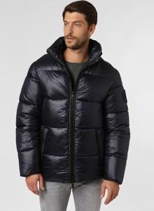 Czarna kurtka Finshley & Harding w stylu casual