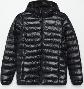 Czarna kurtka Cropp