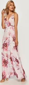 Sukienka Guess by Marciano w stylu boho z tkaniny