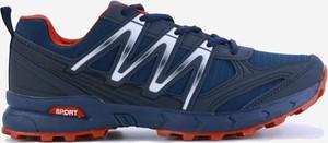 Granatowe buty sportowe Yourshoes