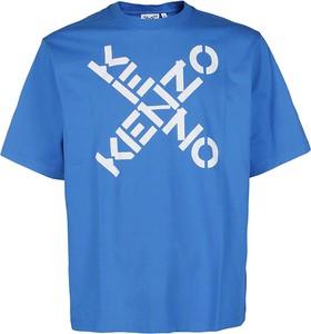 T-shirt Kenzo w młodzieżowym stylu z krótkim rękawem