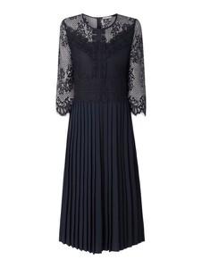 Sukienka Jake*s Collection z długim rękawem