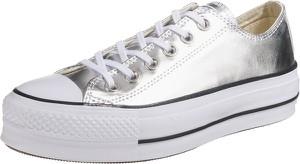 Buty sportowe Converse sznurowane na platformie