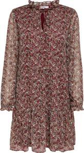 Sukienka WARESHOP z długim rękawem mini
