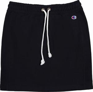 Czarna spódnica Sneakers mini