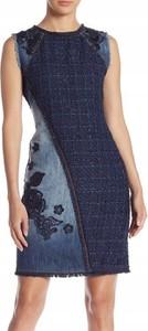 Sukienka Desigual mini bez rękawów