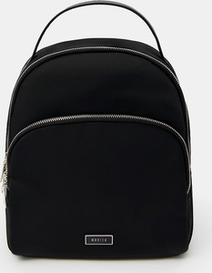 Czarny plecak Mohito