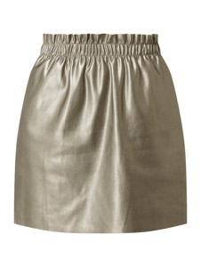Złota spódnica Only mini