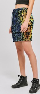 Spódnica diversesystem mini w stylu glamour