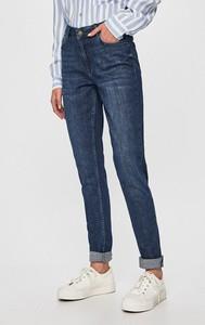 Niebieskie jeansy Answear z bawełny