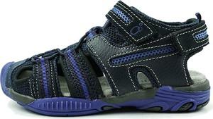 Buty dziecięce letnie Lamino na rzepy