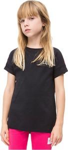 Bluzka dziecięca Calvin Klein z krótkim rękawem