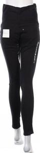 Czarne spodnie H&M ze sztruksu