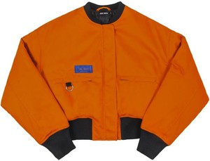 Pomarańczowa kurtka LOCAL HEROES