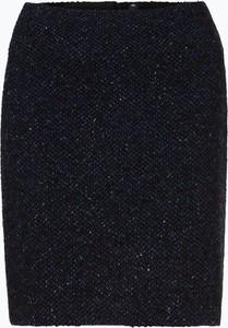 Granatowa spódnica Marie Lund mini