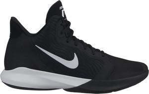 Czarne buty sportowe Nike w sportowym stylu
