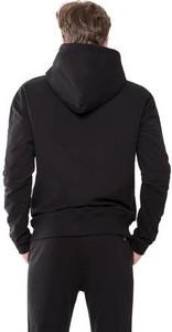 Czarna bluza GAANEESH