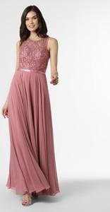 Sukienka Luxuar Fashion maxi bez rękawów