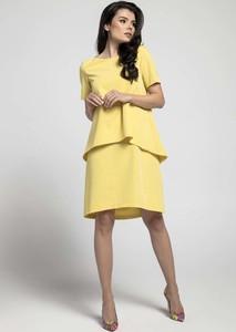 Żółta sukienka Nommo