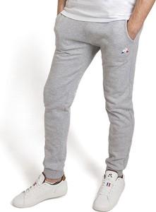Spodnie sportowe Le Coq Sportif z bawełny