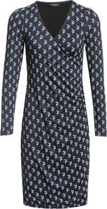Sukienka Vive Maria w stylu casual z dekoltem w kształcie litery v mini