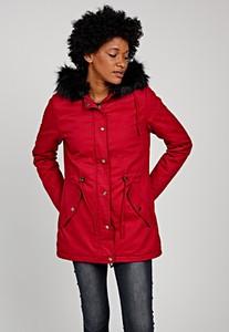 Czerwona kurtka Gate w stylu casual
