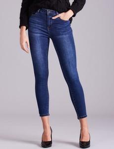 Jeansy Sheandher.pl z jeansu w stylu casual