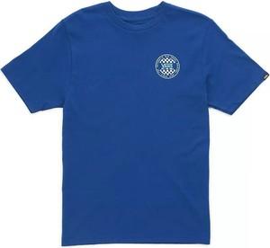 Niebieska koszulka dziecięca Vans