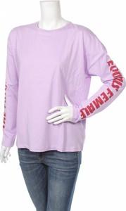 Fioletowa bluzka NA-KD