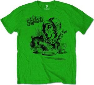 Zielony t-shirt genisis