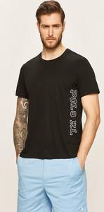 T-shirt POLO RALPH LAUREN z krótkim rękawem z dzianiny