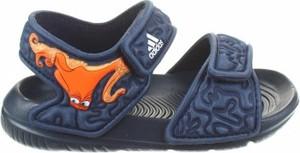 Buty dziecięce letnie Adidas dla chłopców