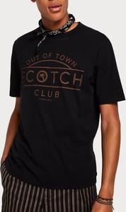 T-shirt Scotch & Soda z krótkim rękawem