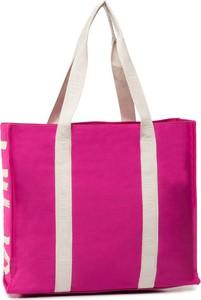 Różowa torebka Liu-Jo duża