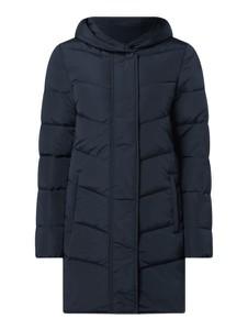 Granatowy płaszcz Tom Tailor