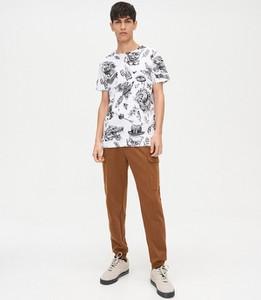 T-shirt Cropp z krótkim rękawem