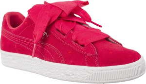 Czerwone buty Puma