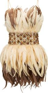 Sukienka La Poudre™ w stylu glamour mini