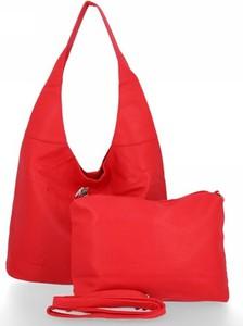 Czerwona torebka Bee Bag na ramię