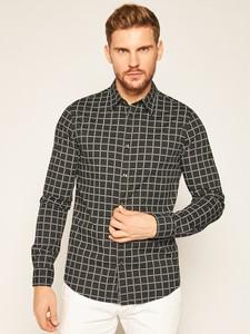 Koszula Calvin Klein w stylu casual z długim rękawem