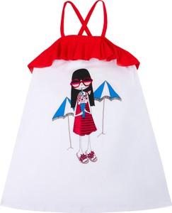 Sukienka dziewczęca Little Marc Jacobs