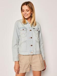 Kurtka Wrangler krótka z jeansu