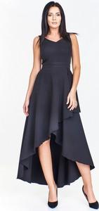 Sukienka Wox z dekoltem w kształcie litery v