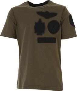 Koszulka dziecięca Dsquared2
