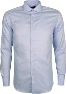 Koszula trussardi z tkaniny