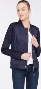 Niebieska kurtka Dreimaster w stylu casual