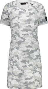 Sukienka CMP z krótkim rękawem