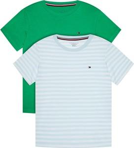 Koszulka dziecięca Tommy Hilfiger dla chłopców z krótkim rękawem